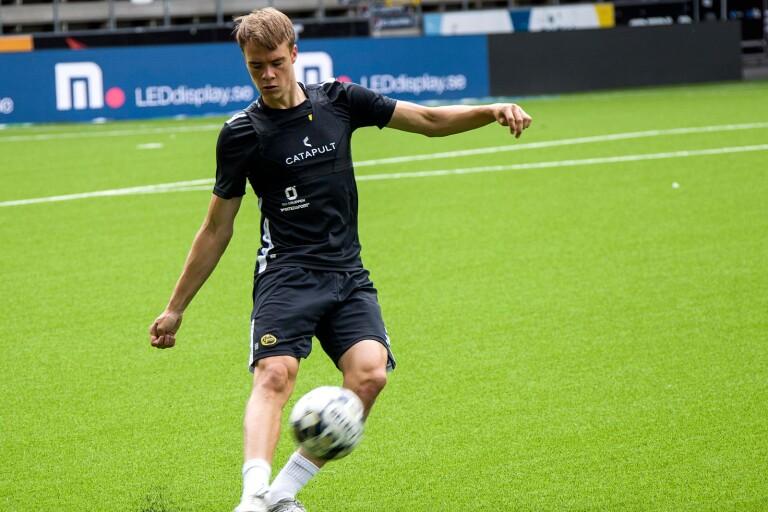 Elfsborgsback spelar landskamper