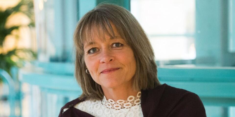 """""""Vi har meddelat att vi överväger att avskeda medarbetaren. Något annat kan jag inte kommentera i nuläget"""", säger Charlotte Nygren-Bonnier, chef för arbete och välfärdsförvaltningen."""