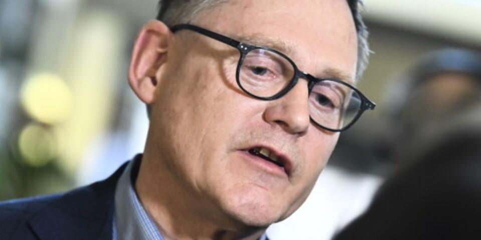 Peter Fredriksson, generaldirektör på Skolverket.