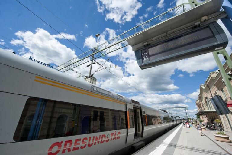 Nya tågplanen – 30 minuter till Malmö