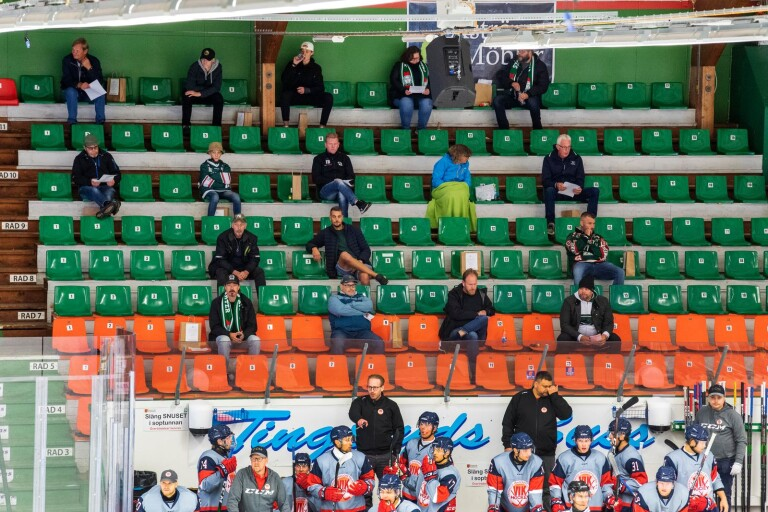 "Få Taif-biljetter sålda – gör ändå vinst: ""Jätteskönt"""