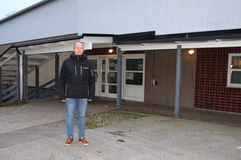 Sporthallen döps om – tack vare Karl-Peter