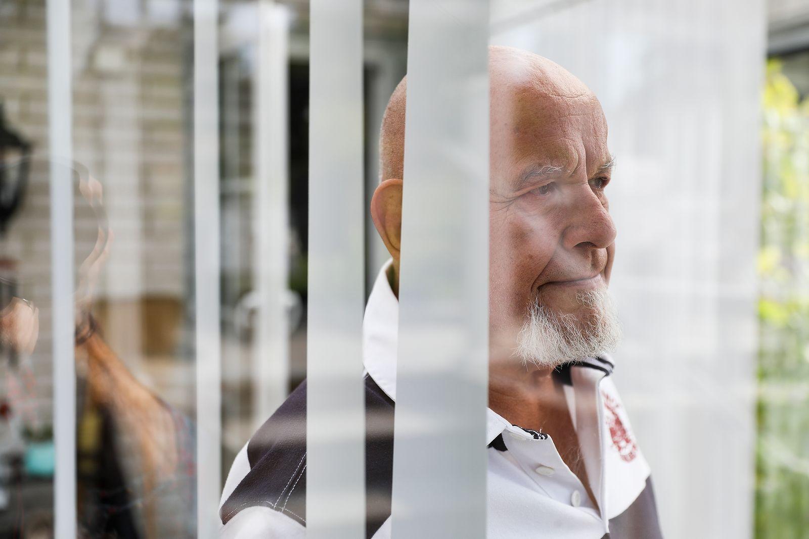 Kiviksförfattaren Nils Mohlin är civilingenjören som började skriva efter pensioneringen. – Min pappa var journalist, så lusten att skriva har säkert gått i arv.
