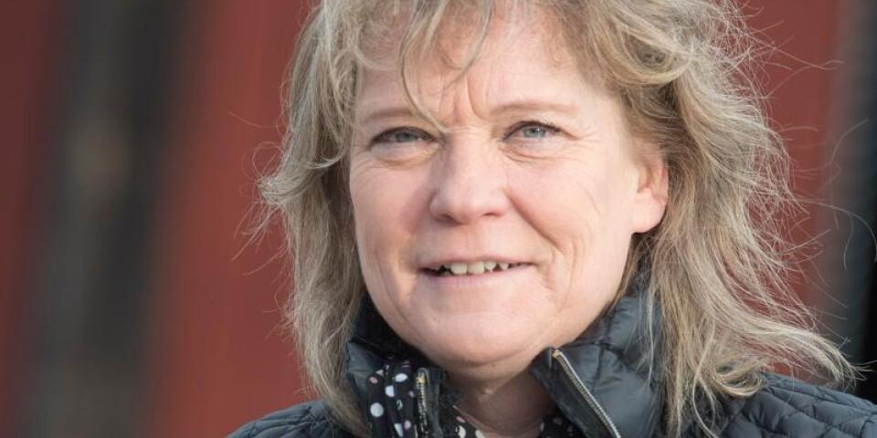 Delarna av Sverige utanför storstadsområdena riskerar bli förlamade, säger Lotta Gröning.