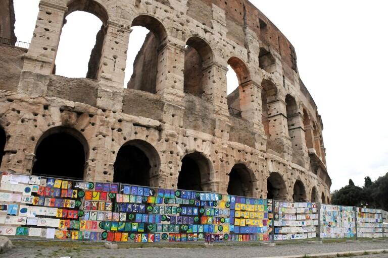 Alla politiska vägar bär till Rom