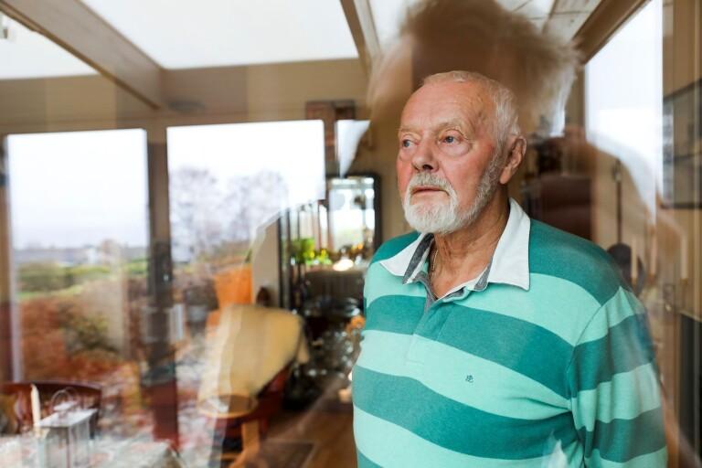 Rolf gick sin egen väg efter cancerbeskedet