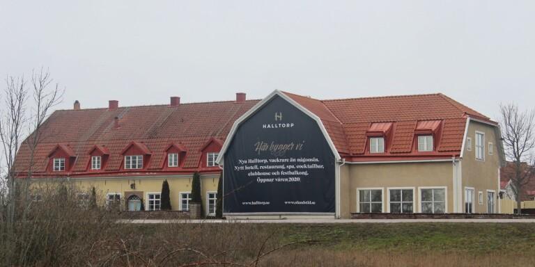 Halltorpsgruppens rekonstruktion avslutas