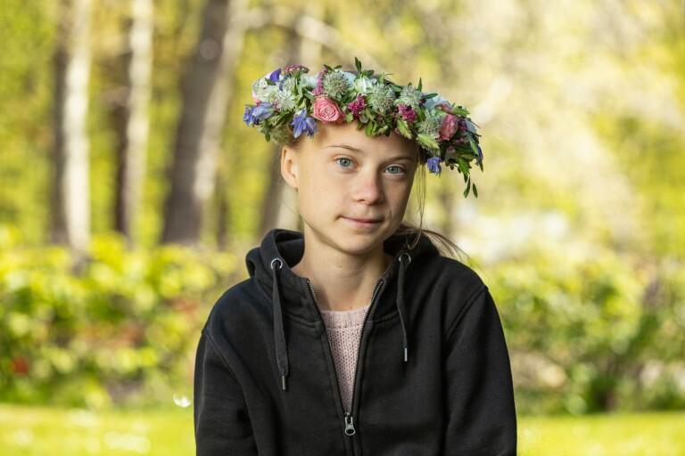 """Thunberg klär av världens makthavare i första """"Sommar"""""""