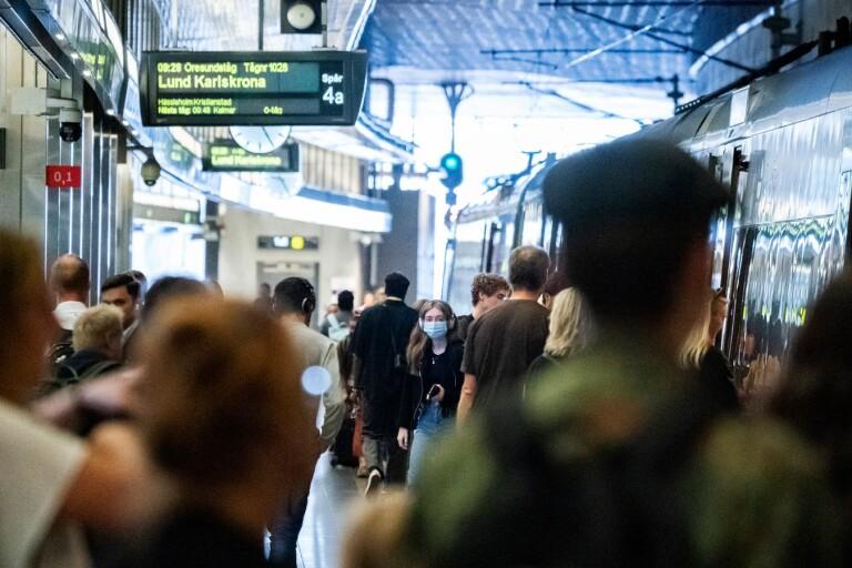 Debatt: Skåningar som reser kollektivt måste får känna sig trygga