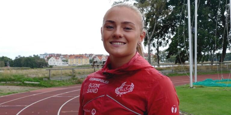"""Lovisa Karlsson: """"Blev knäckt – men gav aldrig upp"""""""