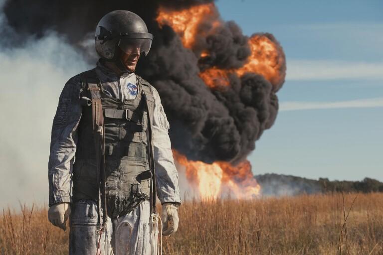 Jerner: Gosling regerar som Neil Armstrong