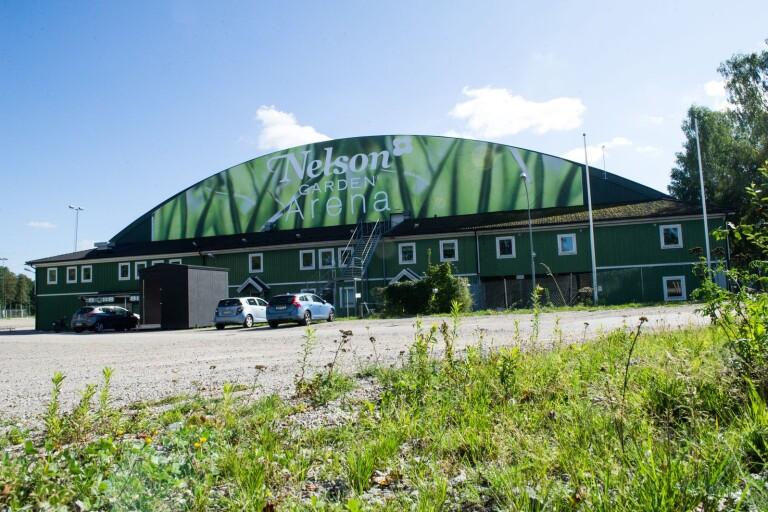 """Ny hall kan skapa """"Arenaby"""" i Tingsryd"""