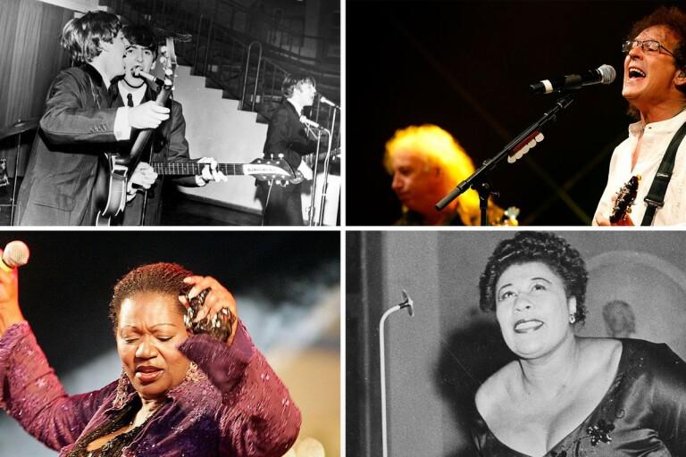 Lista: 14 världsartister som gästat Borås