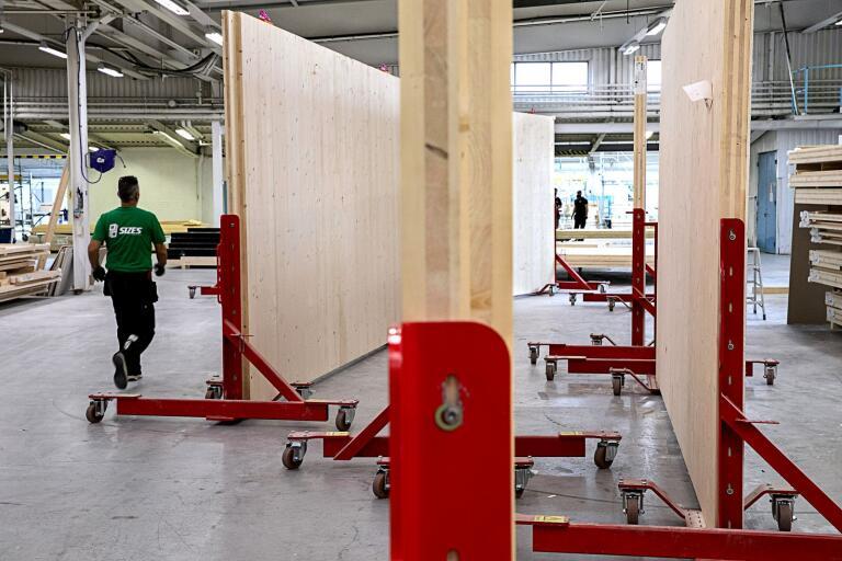 Sizes fortsätter att växa, hustillverkaren i Oskarshamn har precis skrivit ett avtal om hyresrätter med Rikshem.