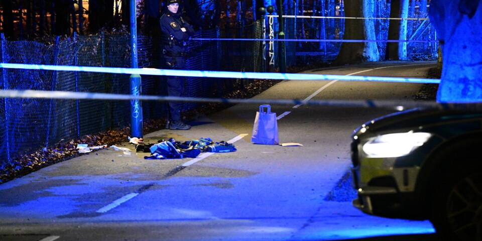En man har hittats skadad i Arlöv.