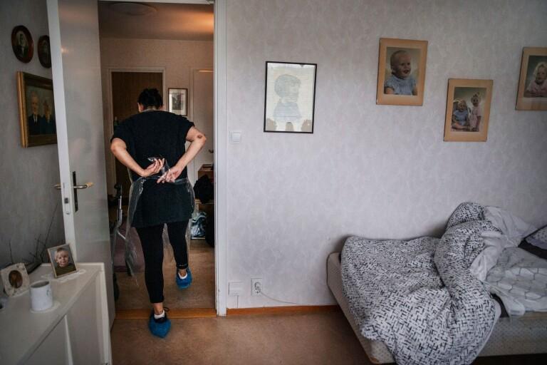 Vart är hemtjänsten i Borås stad på väg?