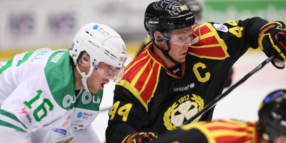 Brynäs vann mot Rögle i torsdags. Rättvist. Troligtvis.