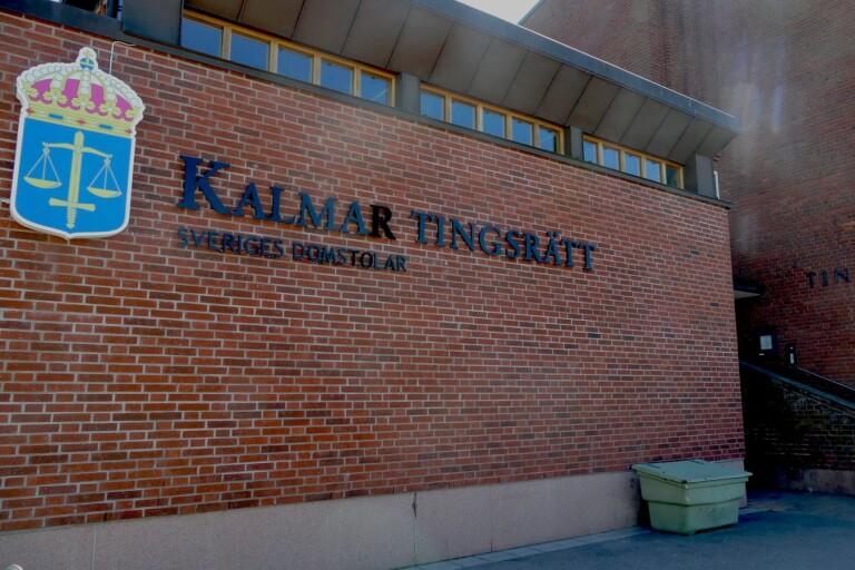 Bedragare döms vid Kalmar tingsrätt