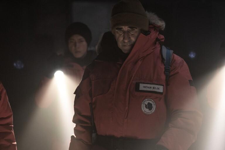 Tv-recension: Klassisk mordgåta på Antarktis