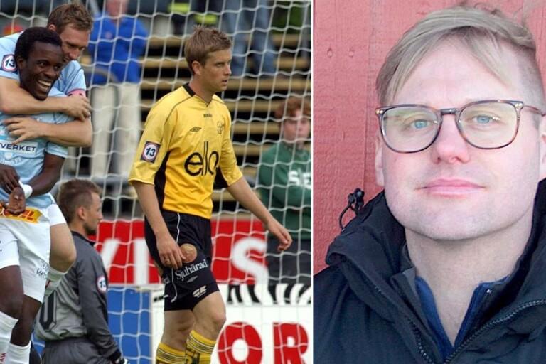 Fotboll: Niclas Uvesten ställs i tränarkamp mot ex-allsvensk skyttekung