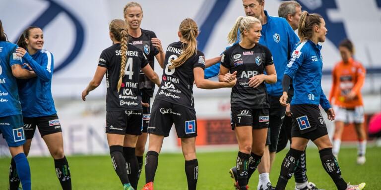 Växjö DFF:s Johnsson Haahr i centrum – på många sätt