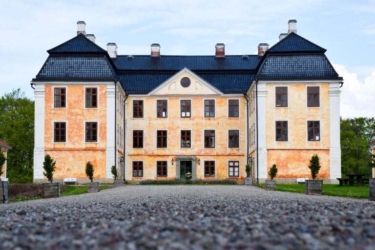 Säsongspremiär på Christinehofs slott