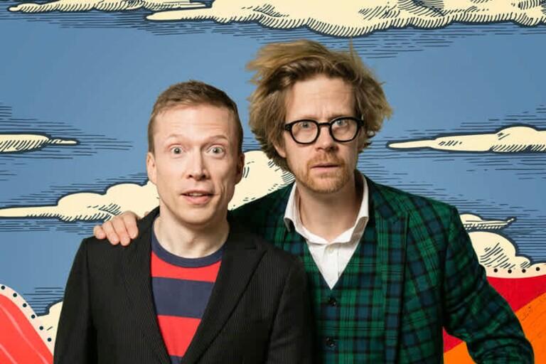 Anders och Måns på turné
