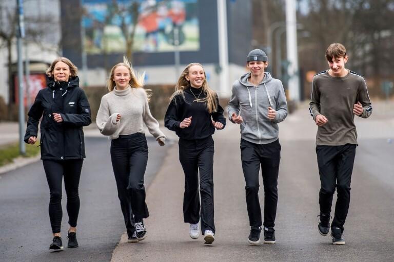 Unga idrottare får matkunskap som vässar resultatet