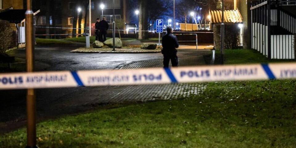 A 25-year-old man was shot on 19th December at Gamlegården.