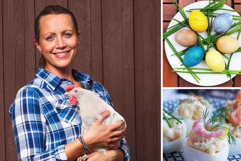 Öländska ägg poppis i påsk och kristider