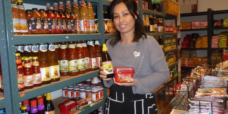 Kanchun öppnar butik i centrala Växjö