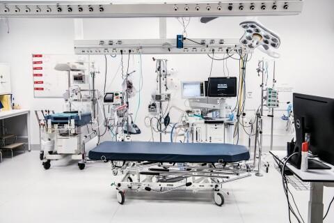 Vi har en fantastisk sjukvård i östra Skåne