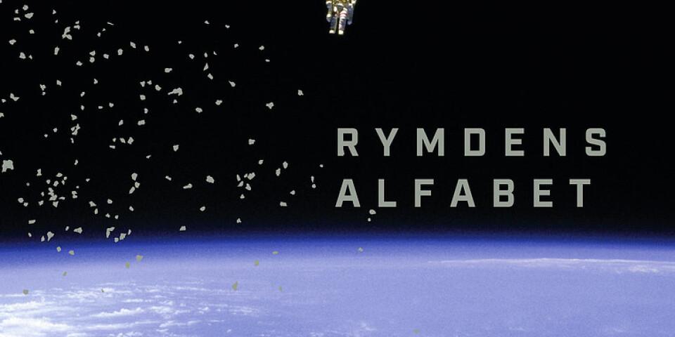 """Maria Küchens """"Rymdens alfabet"""" är en reflekterande encyklopedi över människans rymdfärder. Pressbild."""