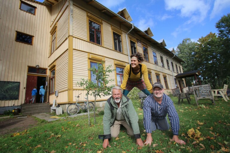 gula huset uddebo