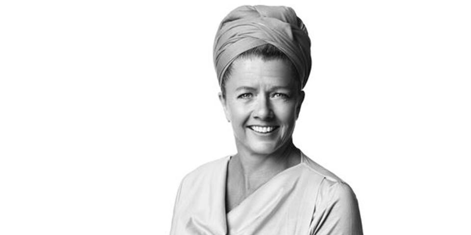 """Lena Bergström ställer ut """"Winter Garden"""" på Galleri Glas fram till den sjätte december."""