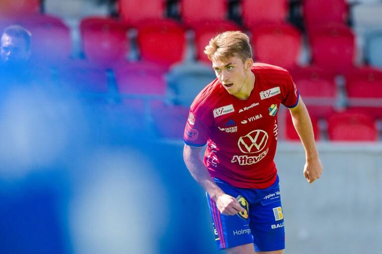 Calle Johansson.