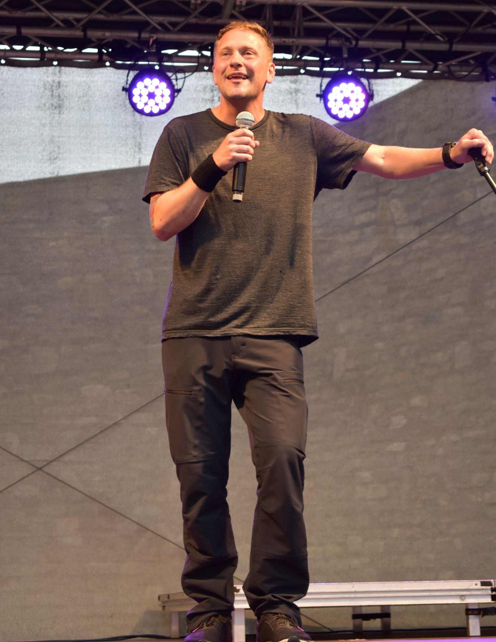 Magnus Betnér.