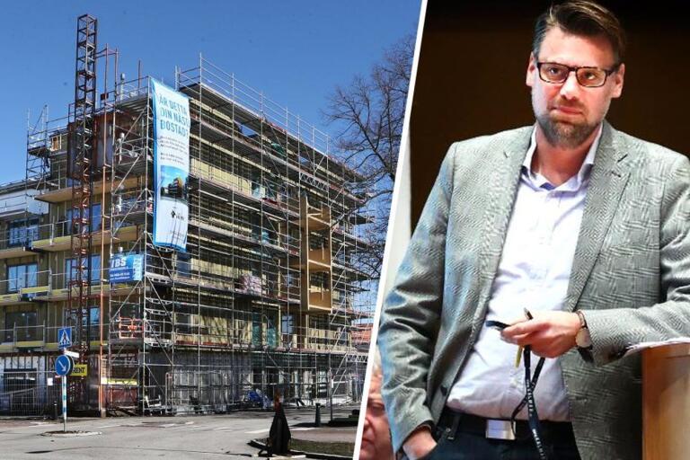 Så vill kommunen undvika inkuppade bostadsrätter