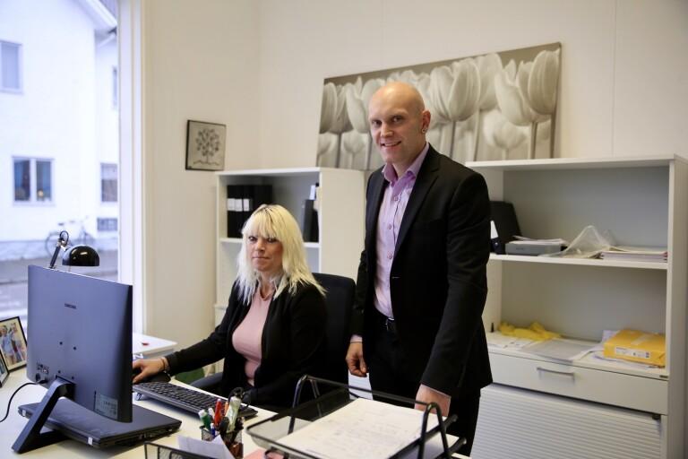 Ny begravningsbyrå öppnar sina dörrar på Storgatan i Mönsterås