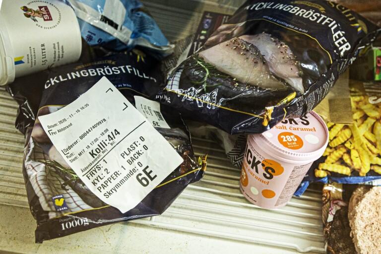 Här är de lokala butikerna som erbjuder matinköp på nätet