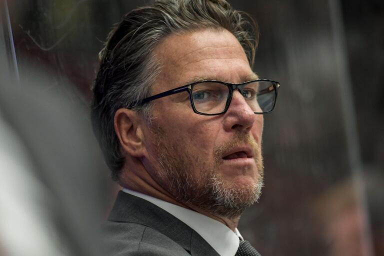 Håkan Åhlund, tränare i IK Oskarshamn.