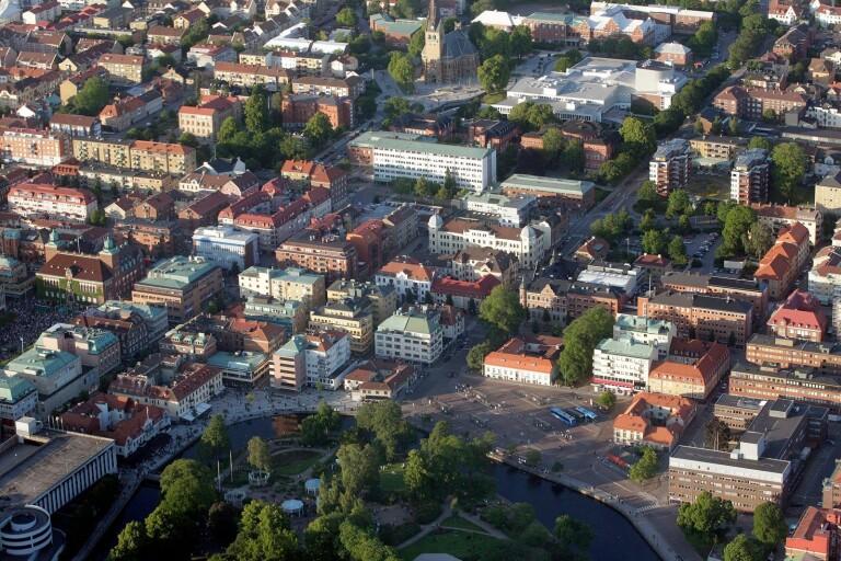 Liberalerna: Borås kan aldrig bli fullt
