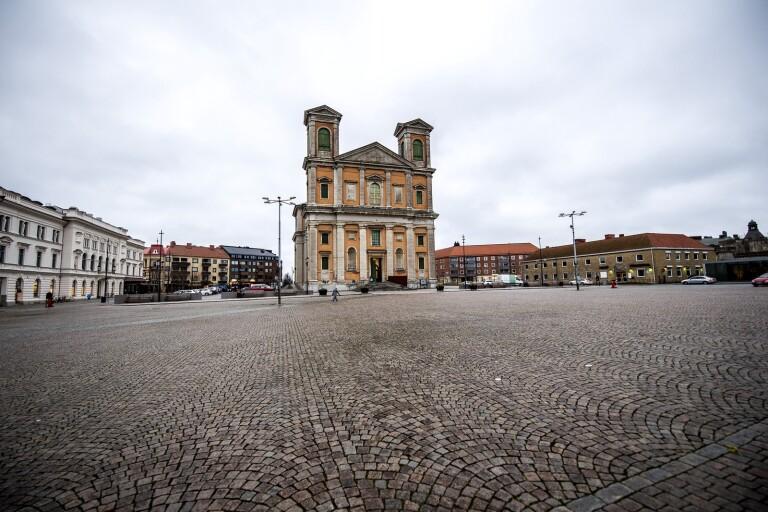 Peter Salander: Stortorget –Karlskronas finrum