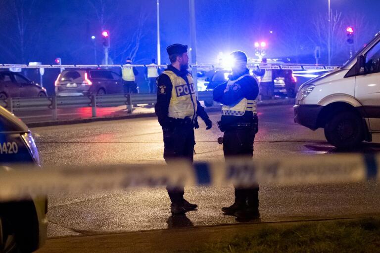 """Även brottslingarna tycks ligga lågt under coronapandemin. """"Min känsla är att inflödet av anmälningsärenden har minskat"""", säger en polis i Borås."""