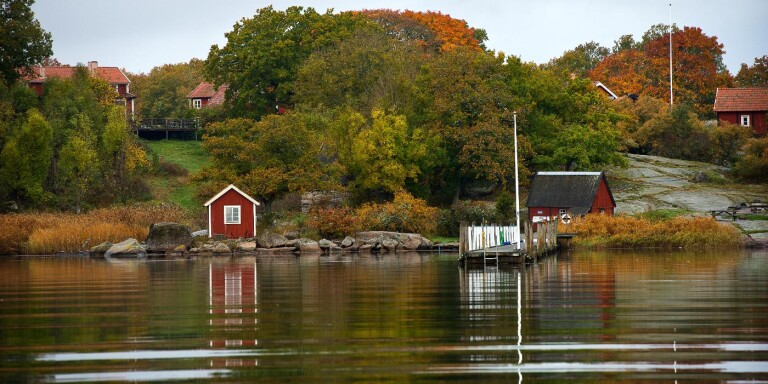 Nyckeln till Hammarskjölds eka blev kvar på Tjärö
