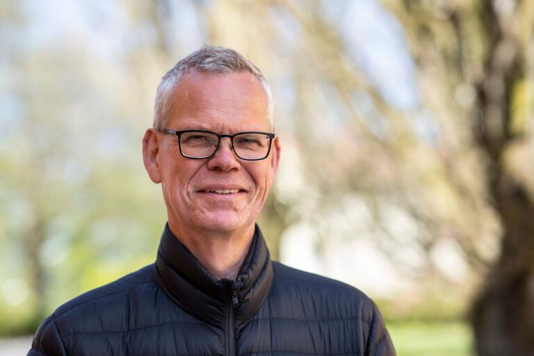 Håkan Joelsson, 59 är Iva-sjuksköterska i grunden.
