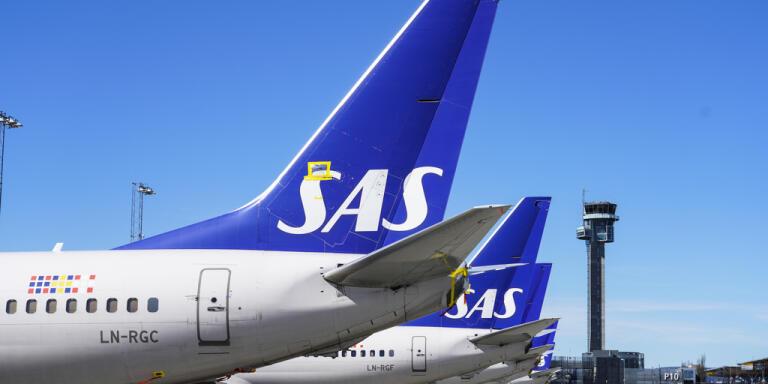 Beskedet: SAS planerar stoppa Kirunaflyg