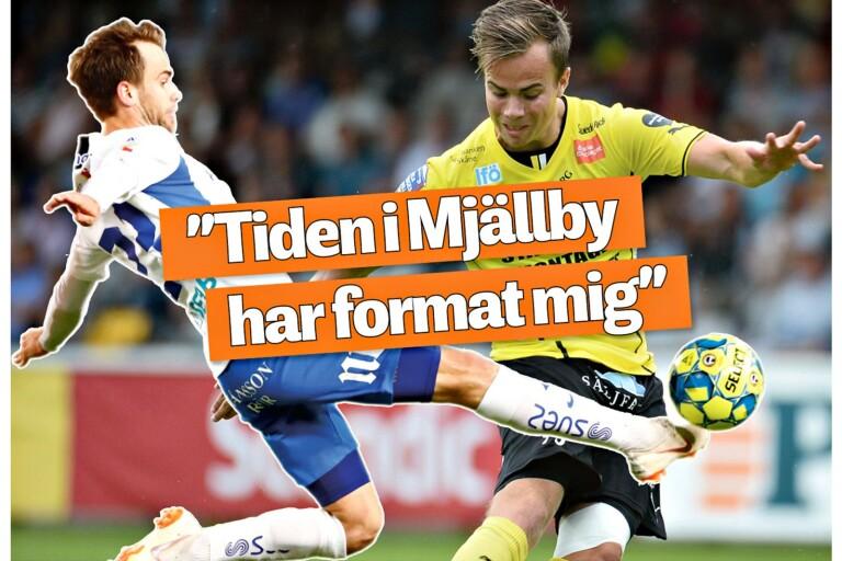 Blomqvists sköna kredd till Mjällby