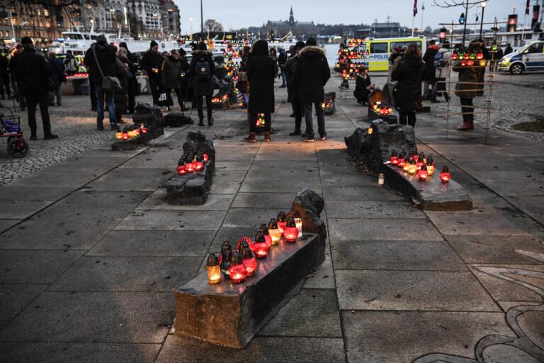 Politiker: Lägg Förintelsemuseet i Stockholm