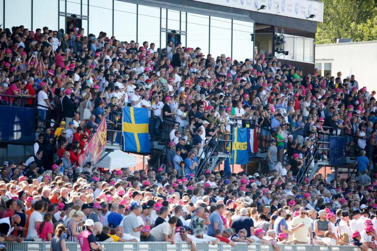 Sportredaktör Nilsson har tillbringat den sista söndagen i maj på Solvalla sedan 1998. I år blir det inte så av förklarliga skäl.